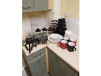 Kitchen utensils various