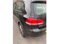 Volkswagen, GOLF, Hatchback, 2009, Manual, 1390 (cc), 5 doors