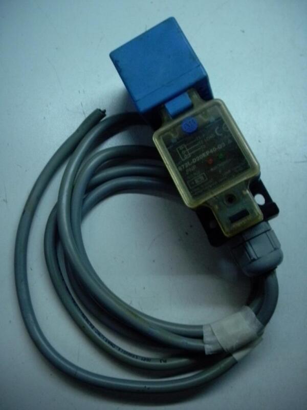 872L-D20EP40-Q3 SER A PROXIMITY SWITCH 10-30VDC 22mm PNP *QUANTITY!