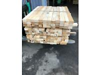 New timber spars