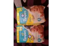 Pampers size 3 unopened