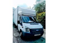 Man with Van Hire House Office Removals packing Storage Rubbish Clearance Furniture Delivery Service