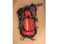 Mountain rucksack