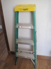 Catwalk Youngman Ladder System- folding