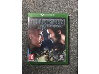 Bulletstorm Xbox One
