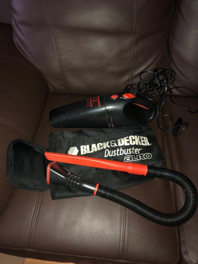 Black & decker DustBuster car hoover