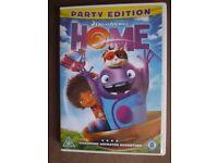 Dreamwork 'Home' dvd