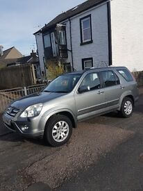 Honda crv executive 2.2 diesel
