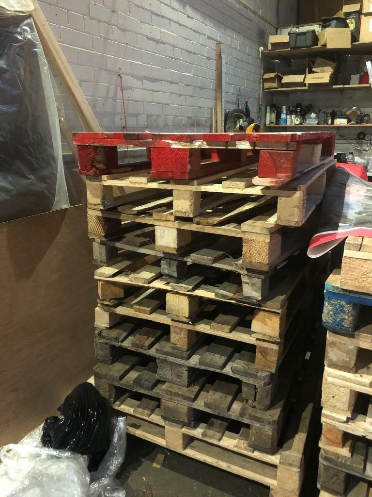 Wooden pallets for sale | in Edinburgh | Gumtree