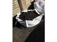 FREE! Tonne bag of soil