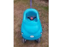 Push-a-long Little Tikes Toddler Car