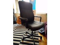 Ikea Office Chair (Height 120cm) For Sale