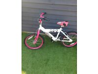 Girls avigo bike