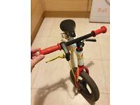 kids balance bicycle bike