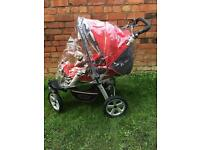 Jane Pro Series Generation Pushchair with brand new raincover