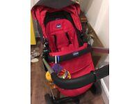 Chicco Urban pram and car seat (travel system)