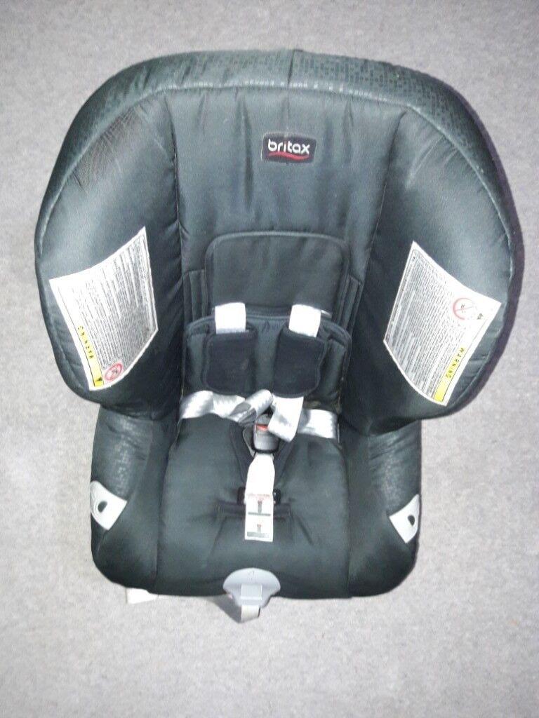 Britax Romer First Class Plus Baby Car Seat Black In Swindon