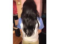18inch remy hair