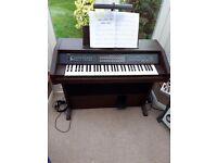 Yamaha SK-100 Single Keyboard Organ, electronic