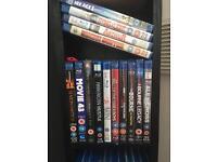 103 x Bluray Movies