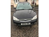 Ford Mondeo Estate Diesel (not Vectra or Astra)