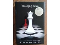 Special Edition Breaking Dawn Book
