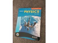 Higher Physics book