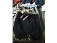 Baby boy clothes bundles x3
