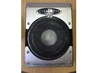 Crunch GP800 Active Car Subwoofer 100W RMS Under Seat In Car