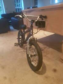 Childs bmx bike