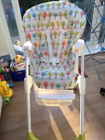 Joie Mimzy high chair