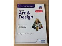 National 5 Art & Design 'How to Pass' book