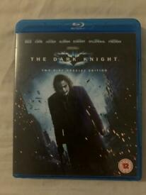 The Dark Knight Rises Two Disc Special Edition