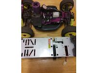 Rc car starter box for 1/8 scale