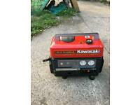 suitcase generator Kawasaki ga1000a