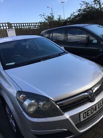 2004 Vauxhall Astra for sale.