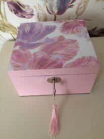 Laura Ashley Jewellery Box