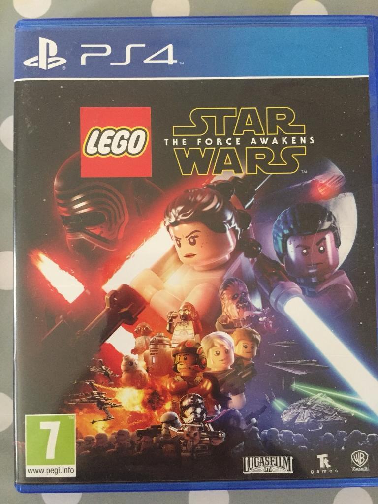 new ps4 lego star wars game  in wimborne dorset  gumtree