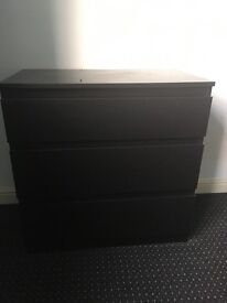2x Ikea Chest of Drawers