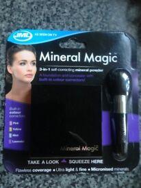 Mineral magic face powder
