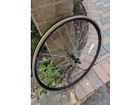 """KENDA 27.5"""" BIKE TYRE AND FITTING QUICK RELEASE RIM"""
