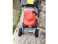 Professional Honda Self propelled Lawnmower With roto stop and polymer deck