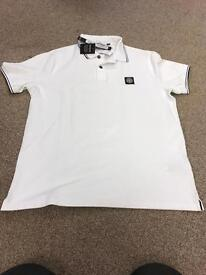 Brand new Stone Island Polo XXL slim fit