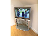 "Toshiba 32"" LCD HD TV - 32WLT58B - with stand and Built in Freeview"