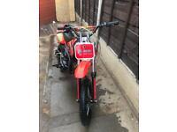 125 pitbike Mxb Moto madness