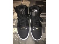Nike Air Force 1 Hi-TOP Black/White UK Size 5