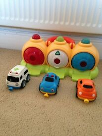 Early Learning Centre Emergency Station and 3 cars