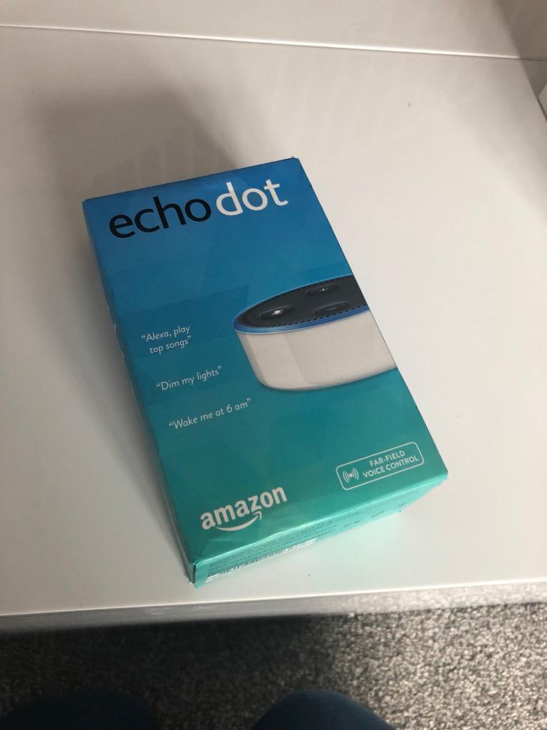 Brand new Amazon Echo Dot - Alexa EchoDot