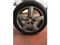 "17"" Audi sport alloy wheel"