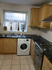 Double and single bedroom in house share
